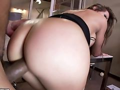Babe, Big Ass, Big Tits, Doggystyle, Fake Tits, Fucking, Hardcore, Horny, Office, Piercing,