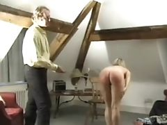 Amateur, Blonde, Caning, Classic, Retro, Teen, Vintage,