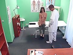 Amateur, Bedroom, Blowjob, Bold, Boobless, Brunette, Couple, Cowgirl, Doctor, Fucking,