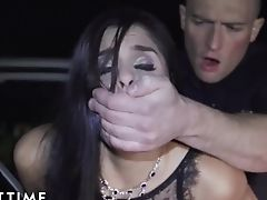 Babe, Bold, Cop, Ethnic, Fingering, HD, Latina, Outdoor, POV, Pussy,