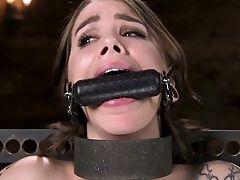 Bdsm, Bondage , Sem Peitos, Krysta Kaos, Grosseira, Brinquedos Sexuais , Branco , Prostituta ,