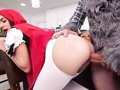 Babe, Big Cock, Blowjob, Cosplay, Cumshot, Desk, Doggystyle, Facial, Hardcore, HD,