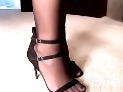 Blowjob, Foot Fetish, Footjob, HD, MILF,