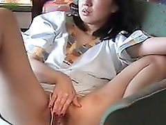 Couple, Ethnic, Homemade, Korean, MILF,