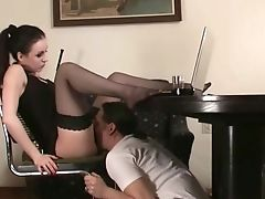 Ass Licking, Facesitting, Femdom, Mistress, Submissive,
