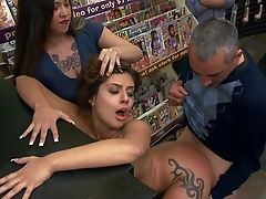 American, Anal Sex, BDSM, Big Ass, Cute, Domination, Ethnic, Hardcore, Humiliation, Jynx Maze,