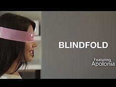 Ass Licking, Babe, Beauty, Blindfold, Blowjob, Bold, Boobless, Brunette, Cowgirl, Cumshot,