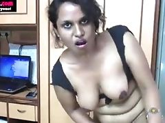 Babe, Chubby, Clamp, College, Fingering, Indian, Model, Natural Tits, Solo, Webcam,