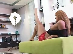 Babe, Becky Stevens, Behind The Scenes, Gorgeous, Solo,