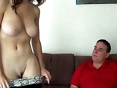 Big Tits, Blowjob, Old And Young, Stepdad,