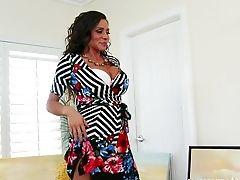 Ariella Ferrera, Blowjob, Brunette, Casting, Condom, Ethnic, Hairy, Handjob, HD, Latina,