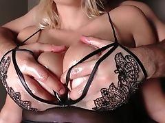 Ass, Beauty, Big Tits, Blonde, Blowjob, Bold, Boots, Cowgirl, Cum On Tits, Cumshot,