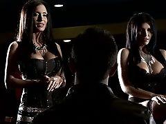 Brunes, Bureau, Sexe De Groupe, Hardcore , Jessica Jaymes, Lécher , Lingerie , Milfs  , Star Du Porno, Rebeca Linares,