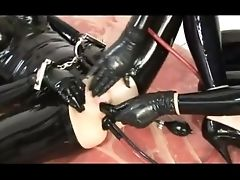 Black, Dildo, Latex, Lesbian, Medical, Pissing, Rubber, Sex Toys,