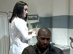 Abuse, Ass, BDSM, Big Cock, Blowjob, Bondage, Brunette, Brutal, Clinic, Clothed Sex,