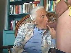 Blowjob, Granny, Homemade,