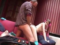 Anal Sex, Babe, Babysitter, College, Creampie, Double Penetration, Hardcore, Masturbation, Teacher, Teen,