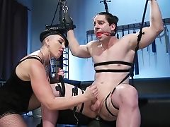BDSM, Bondage, Femdom, Fetish, Mistress, Punishment, Strapon,