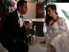 Big Tits, Blowjob, Cumshot, Wedding, Wife,