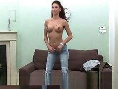 Amateur, Audition, Casting, Creampie, Dancing, Juicy, Latina, Naughty,