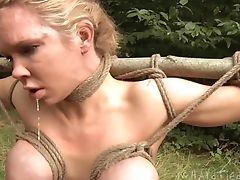Babe, BDSM, Bondage, Fetish, Outdoor, Pussy, Submissive, Torture,