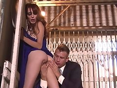 Blowjob, Boobless, Couple, Dick, HD, Long Legs, Moaning, Oral Sex, Outdoor, Rimming,