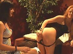 Ass, Audrey Hollander, Bobbi Starr, Cum, Cute, Fingering, High Heels, Lesbian, Long Hair, Natural Tits,