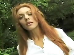 Classic, Garden, Ginger, Hardcore, Long Nails, MILF, Outdoor, Retro, Vintage,