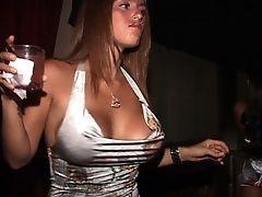 Allyssa Hall, Big Tits, Party, Pussy, Teasing,