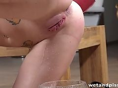 Amateur, Ass, Beauty, Blonde, Boobless, Close Up, HD, Licking, Masturbation, Mistress,
