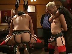 анальный секс, БДСМ, большая задница, большие сиськи, минет, фаллоимитатор, Dylan Ryan, фетиш, групповой секс, на вечеринке,