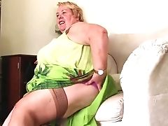 British, Fat, Granny, Mature,