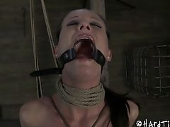 BDSM, Bondage, Fetish, Hailey Young, Punishment, Rough, Torture,