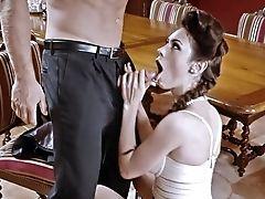Sexe Anal, Bimbo, Pipe, éjaculation, Bureau, Pénis, Hardcore , Lingerie , Mature, Gémissements ,