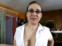 BBW, Big Tits, Chubby, Facial, Fucking, Glasses, Riding, Whore,