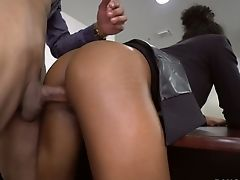 Ass, Beauty, Big Tits, Black, Blowjob, CFNM, Cumshot, Facial, Handjob, Hardcore,