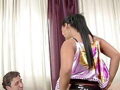 Big Natural Tits, Big Tits, Dick, Jasmine Black, Oral Sex,