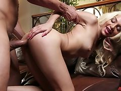 Ass, Babe, Blonde, Blowjob, Close Up, Cowgirl, Doggystyle, Fingering, Hardcore, Long Hair,