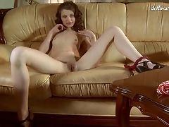 Ass, Babe, Bold, Boobless, Cute, High Heels, Legs, Model, Russian, Sexy,