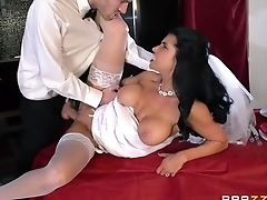 Big Tits, British, HD, Stockings, Wedding,