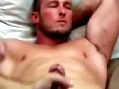 Big Cock, Handjob, Hunk, Masturbation, Muscular,