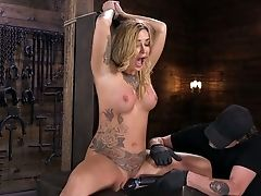 BDSM, Bondage, Brutal, Gagging, HD, Masturbation, Nymphomaniac, Rough,