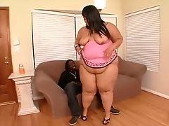 толстушки, черные, Farrah Foxx,