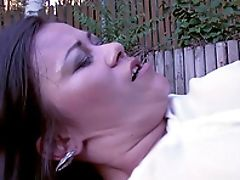 Blowjob, Clothed Sex, Couple, Cum, Cumshot, Doggystyle, Ethnic, Hardcore, High Heels, Leather,
