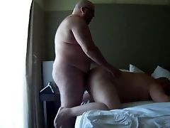 Amateur, Bareback, Bear, Fat,