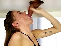 Blowjob, Couple, Cumshot, Cute, Oral Sex, Pretty, Prostate, Teen,