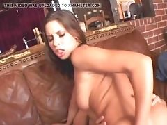 Couch, Facial, Haley Paige, Latina,