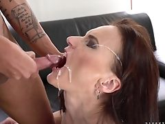 Couple, Cum In Mouth, Cum Swallowing, Cumshot, Dick, Facial, Hardcore, Riding,