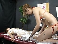 Beauty, Fingering, Japanese, Jav, Massage, Moaning, Soapy Massage,