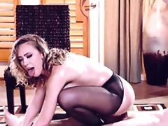 Anal Sex, Ass, Babe, Big Tits, Blonde, Blowjob, Glamour, Kagney Linn Karter, Squirting, Young,